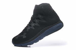 Men's Under armour UA Project Rock Delta Running Shoes Sport shoes Black