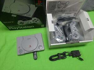 128GB 100+ Games! Sony PlayStation Classic Mini MINT Condition with Original Box