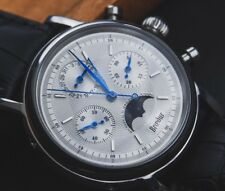 Braedur Watch Co - Model 3788 - Chronograph - Moonphase - Mechanical