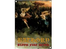 Bathory - Blood Fire Death (NEW FLAG)