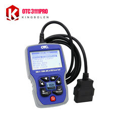 OBD2 Scanner OTC 3111PRO 2017 New Trilingual Scan Tool OBD II,CAN, ABS Airbag