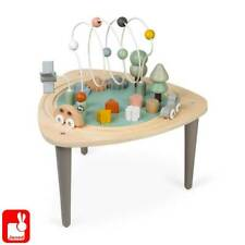 Janod Wooden Sweet Cocoon Activity Table