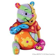 Disney Britto 4026296 Winnie the Pooh Figurine  NEW in gift box