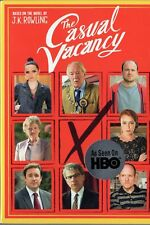 Casual Vacancy (DVD, 2015) Based on JK Rowling novel  BRAND NEW