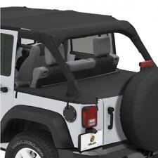 Jeep Wrangler JK 4türer Duster Abdeckung Laderaum Black Diamond Bestop 07-17