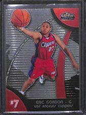 2007-08 Topps Finest Redemption Rookie Card #107 Eric Gordon