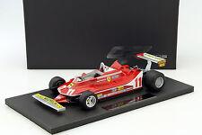 Jody Scheckter Ferrari 312T4 #11 Weltmeister Formel 1 1979 1:18 GP Replicas