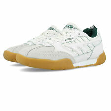 Hi-Tec Mens White Badminton Squash Indoor Tennis Court Shoes Trainers