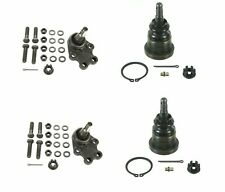 For Front Upper & Lower Ball Joints for Chevy Silverado GMC 1500 1999-2007 RWD