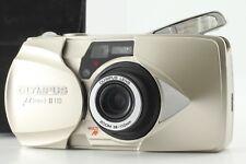 【N MINT in Case】Olympus MJU II 110 35mm Point & Shoot Film Camera From Japan 852