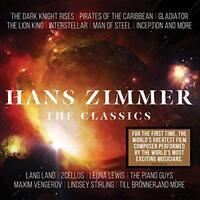 Hans Zimmer - Hans Zimmer - The Classics (NEW 2 VINYL LP)