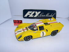 qq FLY COLLECTION CRIN LOLA T70 MKIIIB #1 THRUXTON 1969 MINT UNBOXED LTED. ED