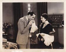 BASIL RATHBONE ROSE HOBART Original Vintage '30 A LADY SURRENDERS Pre-Code Photo