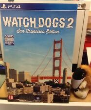 WATCHDOGS Watch Dogs 2 SAN FRANCISCO statue Collectors EDITION PLAYSTATION 4 PS4