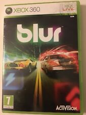 Xbox 360 7 spiele Blur, Boxen Fight Night, Tennis, Top Spin 4, Fifa, NBA...