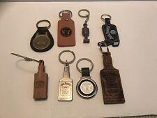 Jack Daniels Key Chain Lot