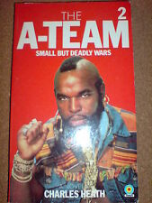 THE A-TEAM 2 - SMALL BUT DEADLY WARS - CHARLES HEATH - PAPERBACK