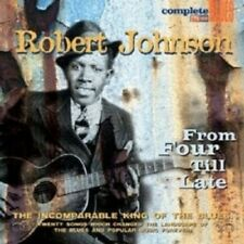ROBERT JOHNSON - FROM FOUR TILL LATE  CD NEW+