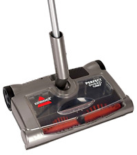 Bissell 28806 Perfect Sweep Turbo, Grey Motorized Sweeper, New