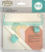 We R Memory Keepers Tag Punch Board-6602484