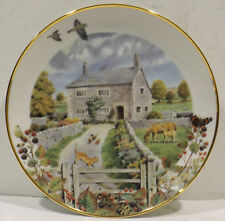 Carriage House Cottage by Peter Banett - The Franklin Mint Heirloom Collection