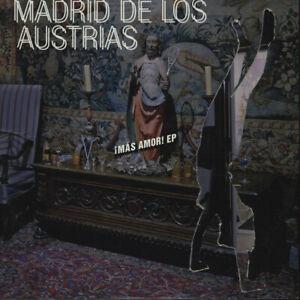 """Madrid De Los Austrias  – Más Amor 12"""" Vinyl EP"""
