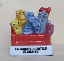 Fève Manny & ses Outils - Disney 2010 - La Boite à Outils