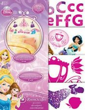 Disney Princess RoomScapes - 120+ Wall Decals