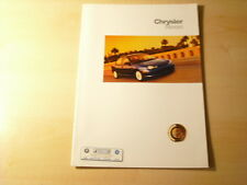 49606) Chrysler Neon Prospekt 10/1996