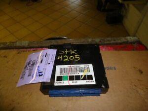 Chassis ECM Body Control BCM Left Hand Dash 4WD Fits 01 SUBURBAN 1500 113741