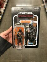 NEW STAR WARS 3.75 VINTAGE COLLECTION THE MANDALORIAN VC166 Pre Order
