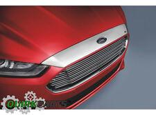 2013-2016 Ford Fusion Hood Protector Bug Shield Deflector Aeroskin Chrome OEM