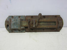 Antique Cast Iron House Shutter Latch #3