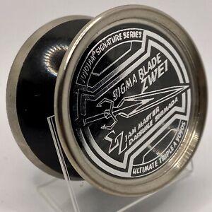 99¢ SALE - RARE YoYoJam Sigma Blade Zwei Yo-Yo yoyo - Amazing shape! 🪀