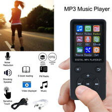 32GB Mini  MP4 MP3 TF Card Music Player FM Speaker Hi-Fi Lossless Sound