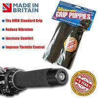 Grip Puppies Motorcycle Grip Covers Foam Comfort Handlebar Grips Vespa Lambreta