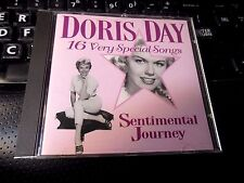Sentimental Journey: 16 Very Special Songs by Doris Day (CD 2001 Prism UK) vocal