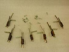 Sharp Shooter Ii Pinball '83 Machine Playfield Lot Of Vertical Switches!