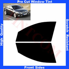 Pre Cut Window Tint Opel Insignia 4 Doors Saloon 2009-... Front Sides Any Shade