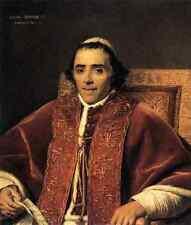 David Jacques Louis Portrait du Pape Pie VII A4