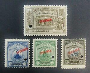 nystamps Peru Stamp Specimen J15y1330