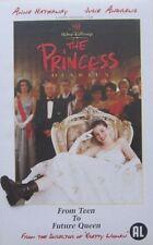 THE PRINCESS DIARIES - WALT DISNEY - VHS