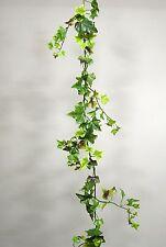 Efeu-Ranke 180cm lang, VE mit 12 Stück -  Kunstpflanze - künstlicher Efeu