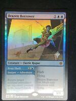 4x Brazen Borrower Throne of Eldraine MtG MasteringtheGame