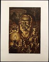 Kunst aus der Sowjetunion. Victor Semenovich VILNER *1925 UDSSR/RUS handsigniert