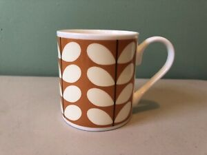 Orla Kiely Linear Stem Expresso Mugs X 4