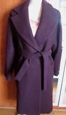 Beau manteau en laine très tendance Belair neuf T 44