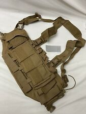 Velocity Systems Mayflower Active Shooter LE Chest Rig Coyote Brown DISCONT