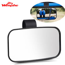 "1.5"" - 1.75"" - 2"" Rear View Mirror Fit For Utv Atv Roll Bar Side View Mirror"
