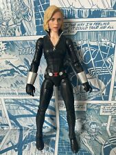 Marvel Legends Hasbro Ultimate Series Black Widow Action Figure (D)